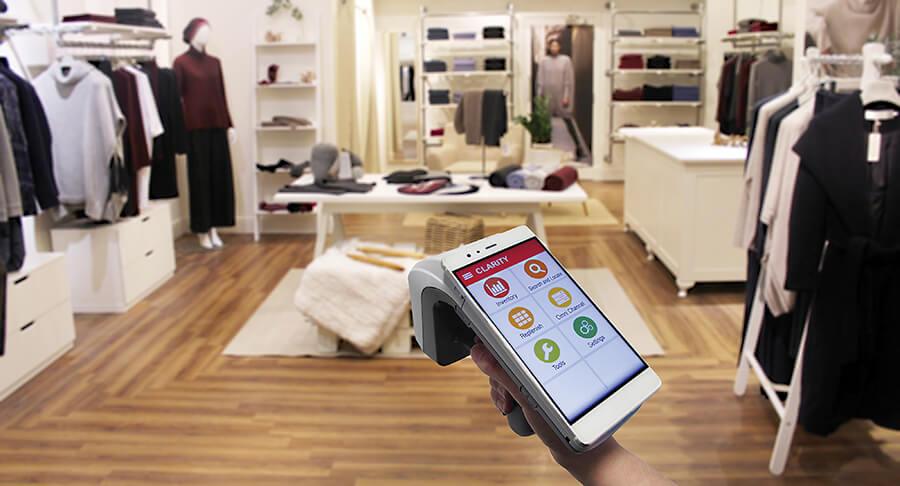 Actualización del inventario con RFID